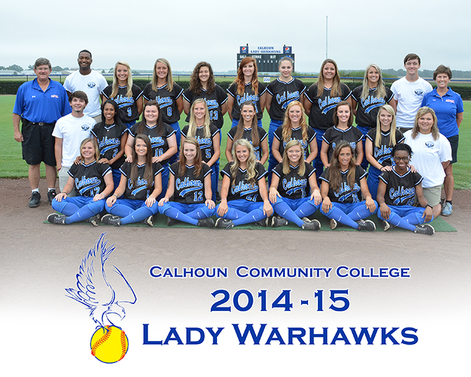 The Lady Warhawks