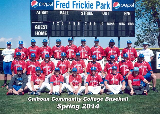 The Calhoun Warhawks