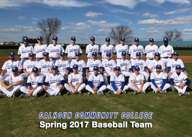 Baseball Team -- Spring 2017