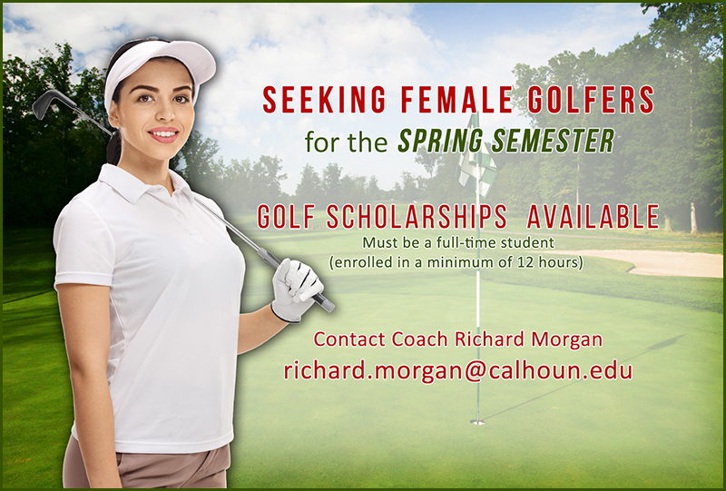 Calhoun Lady Golfers Needed