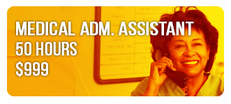 Medical Administrative Assistant Program