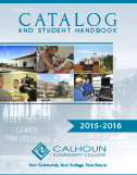 2015-2016 Catalog