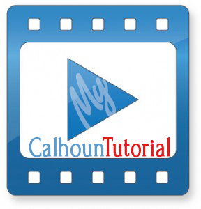 My Calhoun Tutorial