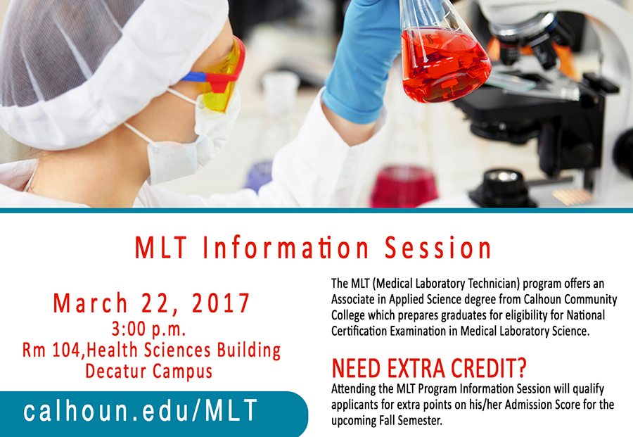 MLT Info Session